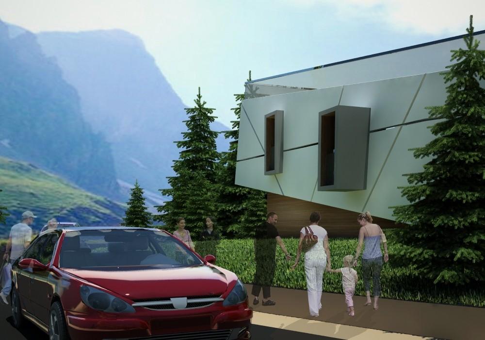 Proiect Apart - Hotel si Club Predeal apart hotel cod APAR in Predeal