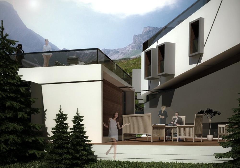 Proiect Apart - Hotel si Club Predeal cod APAR in Predeal