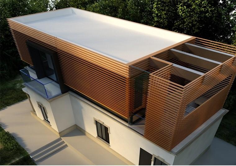 Proiect Consolidare si Supraetajare Casa Existenta cod CSA Targu Jiu