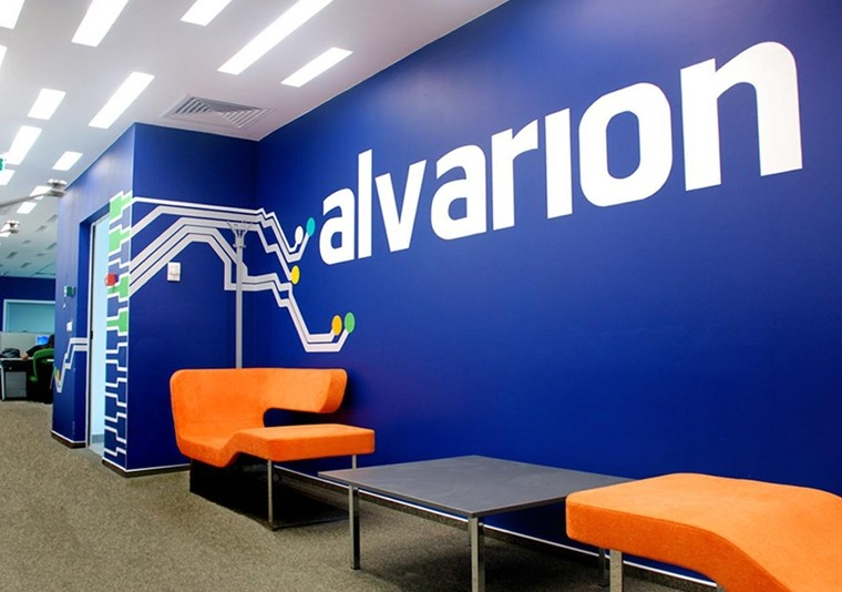 Office planning Alvarion Romania