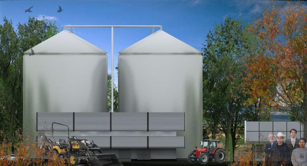 Proiecte arhitectura si structuri - Ferme Agro-Alimentare | Proiecte  Tip Finalizate  Ferme Agro-Alimentare cod FERA - proiect din portofoliul CUB Architecture